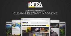 Download and review of INFRA - Clean & Elegant Magazine Theme, one of the best Themeforest Magazine & Blogs themes {Download & review at|Review and download at} {|-> }http://best-wordpress-theme.net/infra-clean-elegant-magazine-download-review/
