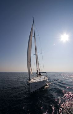 Bavaria 46. Sailing yacht. Yacht charter in Croatia.