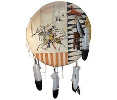 Buffalo Bull Warrior: 2 Cover Shield