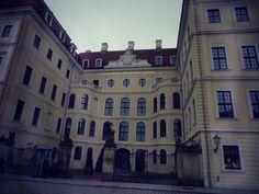Grand Hotel Taschenbergpalais in Germany. #Germany #Deuchland #Niemcy #Drezno #Dresden #Hotel
