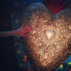 Be still my Milagros encrusted heart!