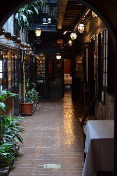 Antoine's Restaurant, New Orleans, LA  Oldest family run restaurant in the US. (1840-present) Wonderful!
