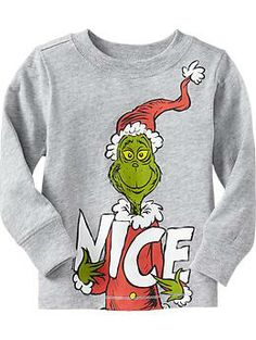 Dr. Seuss The Grinch Tees for Baby