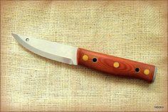 Skookum Bush Tool.... | This is one of my Bushcraft knives....a Skookum Bush Tool.