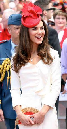Love the royal ruffle.