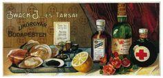 Zwack Triple Sec, Curacao, Menthe Glaciale, Unicum likőr nosztalgia plakát Triple Sec, Vintage Posters, Whiskey Bottle, Food, Poster, Poster Vintage, Meals, Yemek, Eten