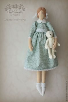 Tilda sweet....(so cute! and i really love the tilda bear, too!)...
