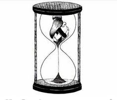 ᐅ Die 99 Besten Bilder von Illustration in 2019 Henn Kim Tattoo Painting, Henn Kim, Design Tattoo, Illustration Art, Illustrations, Time Art, Black And White Illustration, Oeuvre D'art, Hourglass