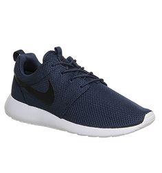Nike Roshe Run Midnight Navy - Unisex Sports