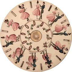 Animation Newly Digitized 'Phenakistoscope' Animations That Pre-Date GIFs by Over 150 Years Animiertes Gif, Animated Gif, Gifs, Colossal Art, Ex Machina, Stop Motion, Art Plastique, Optical Illusions, Psychedelic