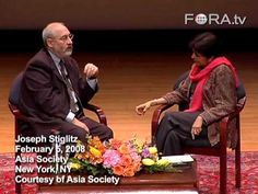 Nobel Prize Winner for Economics Joseph Stiglitz imparts his knowledge- Sharing the Benefits of Globalization