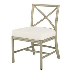 McGuire Barbara Barry Classic Cove Side Chair