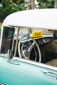 Taxi Classic Cars Pinterest