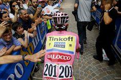La última etapa del Giro en imágenes