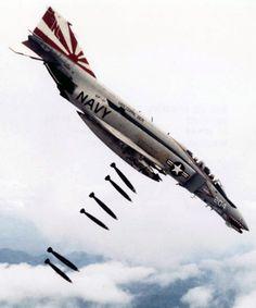 F-4 Phantom, literally faster tan greased sht, multi purpose fighter/bomber, freakin awesome