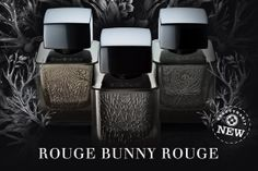 NEW Rouge Bunny Rouge Perfumes - so amazing.
