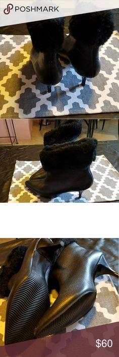 I just added this listing on Poshmark: Sexy vintage booties. #shopmycloset #poshmark #fashion #shopping #style #forsale #Life Style #Shoes