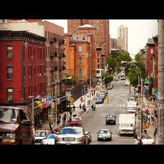 spanish harlem new york | NYC - Spanish Harlem | New York City Life  I think this is Lexington and 104th street