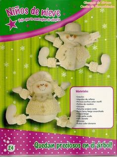 revistas de manualidades gratis Color Durazno, Blog, Ideas, The World, Christmas Fabric, Crafts For Kids, Hand Spinning, Fabric Dolls, Plushies