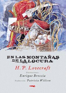 """""""En las montañas de la locura"""" H.P. Lovecraft"""
