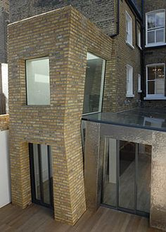 With to spend, an extension can provide an exciting architectural project Brick Extension, Single Storey Extension, Side Return Extension, Glass Extension, Rear Extension, Extension Google, Extension Ideas, Conservation Architecture, Brighton Houses