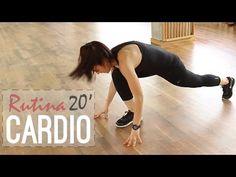 Rutina de 20 minutos de cardio