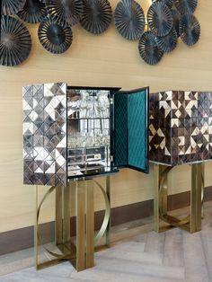 Russian Private Residence by Boca do Lobo and Arch.Predmet | Discover more: http://bocadolobo.com #designworld #furniture