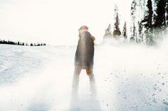 Snowboard Winter 2012 Lookbook | Burton Girls