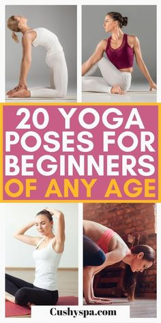 If you are a yoga beginner these easy yoga poses are for you! These great yoga tips are perfect for a yogi of any age or level! Try these stretches during your next yoga practice! #Yogi #Yoga Easy Yoga Poses, Yoga Poses For Beginners, Yoga Facts, Yoga Motivation, Yoga For Flexibility, Yoga Tips, Yoga Benefits, Yoga Lifestyle, Best Yoga
