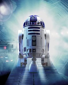 R2-D2 for STAR WARS: EPISODE VII!!!