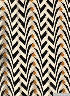 9 | Орнаменты Арт Деко - Art Deco Designs | ARTeveryday.org