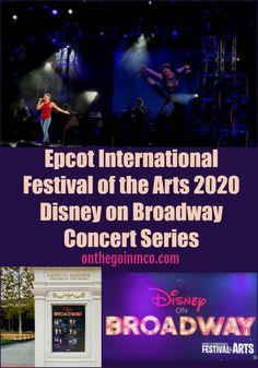 Disney on Broadway Concert Series 2020 Details - On the Go in MCO