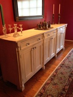 Sideboard Buffet On Pinterest