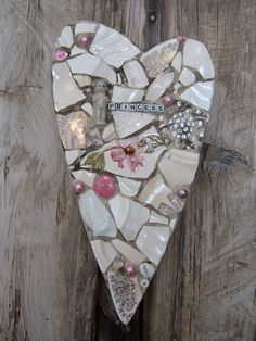 Eccentricities, Mosaics by Kelly Aaron