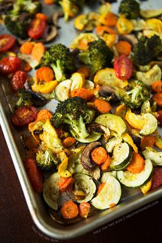 Roast Vegetables | 23 Meals You Can Cook Even If You're Broke