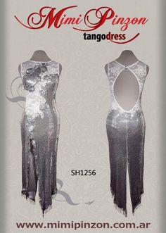 Vestido Tango Escenario SH1256bis