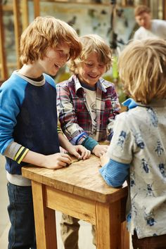Come top of the class with Back to School by Mini Boden. Click through to shop.