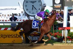 Congrats, California Chrome!   If he wins the Belmont, it will be the 1st Triple Crown winner since Affirmed in 1978. pic.twitter.com/JW7aTO7vqF