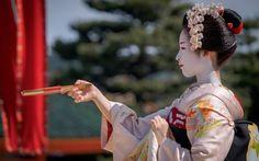 maiko 舞妓 ayaha あや葉 先斗町 KYOTO JAPAN
