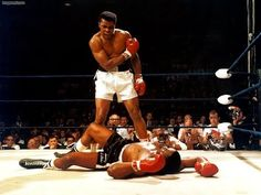 Most people assume Ali was a boxer and that was true but he also was a knockout artist as well...not sure? Check out the following video.
