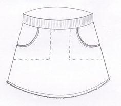 Werkbeschrijving tricotrokje LindaWat heb je nodig?Tricotstof, boordstof, leuke kantjes of bandjes en pyama elastiek.Hieronder staat aangegeven wat je ongeveer nodig bent.Voor de maten 68/74-92/98:Tricotstof 30 cm, boordstof 15 cm, halve meter pyama-elastiek 3 cm breed,kantje of bandje kleine meter. Met 0,25 cm verlengen voor gebruik randje zakje.Voor de maten 104/110-140/146:Tricotstof 40 cm, boordstof 15 cm minimaal 30 cm dubbel breed, 60 cm pyama-elastiek 3 cm breed,kantje of bandje…