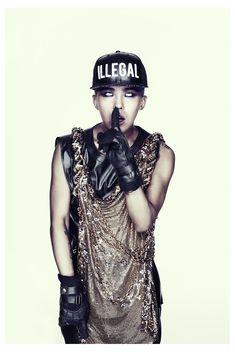 K Pop Star G Dragon for Complex image g dragon 0005