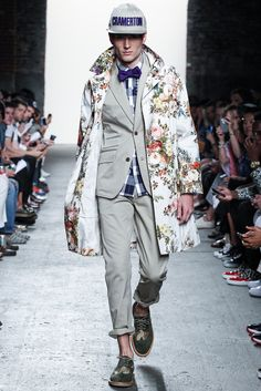 Mark McNairy New Amsterdam Spring 2014 Ready-to-Wear Collection Slideshow on Style.com