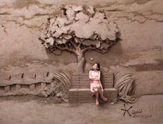 Dirt is Good – Making Of de sculptures sur Sable par le triple champion du monde