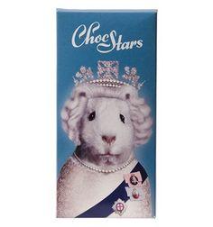 Dunkle Schokolade Queen Elizabeth Rue De Sevres, Cacao, Packaging, Teddy Bear, Animals, Gourmet Gifts, Black People, Schokolade, Animaux