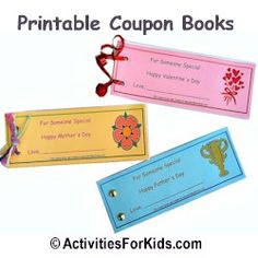diy coupon book printable gift ideas diy christmas gifts