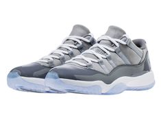 Air Jordan 11 Low Cool Grey Set To Release For The First Time