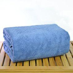 Oversized Bath Sheets Luxury Hotel & Spa Towel 100% Genuine Turkish Cotton  Checkered