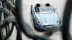 Concept car:  Mini Superleggera Vision