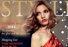 Design a Fashion Magazine Cover in Adobe InDesign